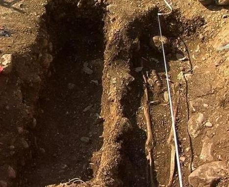 Serbia: 2,500-year-old tomb discovered near Pirot [photo] – In Serbia News | Archaeology News | Scoop.it