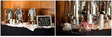 Wedded in Winter | Water's Edge Event Center Eagle Point Idaho Wedding | GSquared Weddings | Weddings | Scoop.it