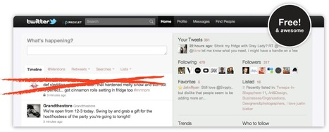 Proxlet | Fight Twitter Noise | Cool Web Tools | Scoop.it