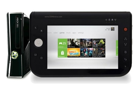 Is A Microsoft Xbox Surface Tablet in the Works? - Mobile Magazine | MobileandSocial | Scoop.it