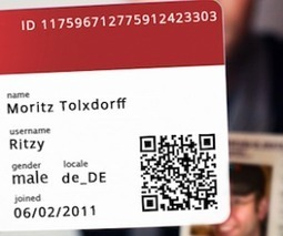 If you liked the Facebook ID cards, here's how to get one for Google+ | Card printers | Scoop.it