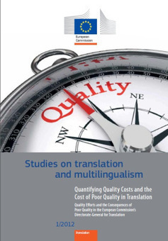 Poor quality in translation can be expensive! | Tools for translators and interpreters | Scoop.it