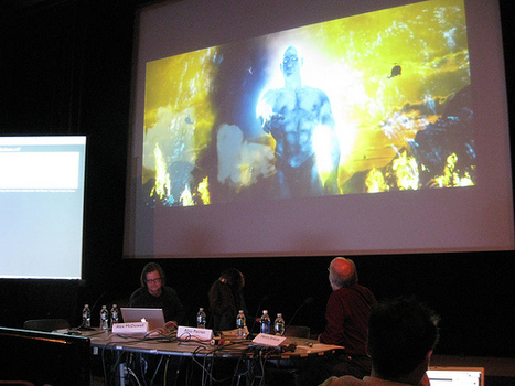 "MIT TechTV – Futures of Entertainment 3 - Session 4: When Comics Converge: Making ""Watchmen"" 