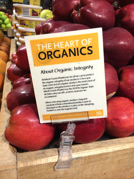 Organic Labeling: What You Need to Know - EcoWatch | Real Deal Food | Scoop.it