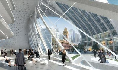 Flinders Street station design shortlist revealed - The Guardian | Design | Scoop.it