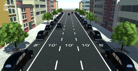 What the Heck Is a Road Diet? | News we like | Scoop.it