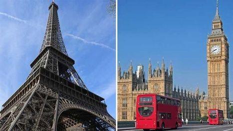 Paris-Londres: le match - Le Figaro | TrendyTourism | Scoop.it
