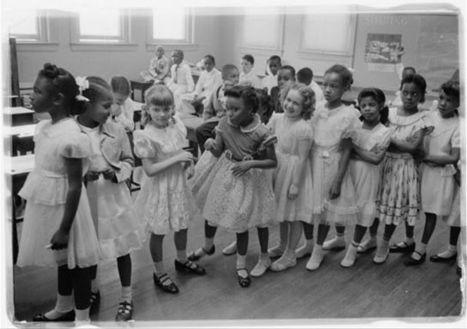 School integration. Barnard School, Washington, D.C. | Civil Rights | Scoop.it
