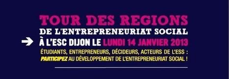 3 ème étape du Tour des régions de l'entrepreneuriat social // Mouvement des entrepreneurs sociaux | Le numérique et la ruralité | Scoop.it
