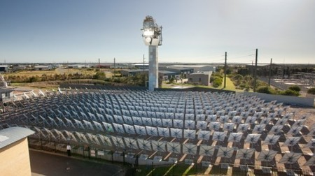 """Australias'a Commonwealth Scientific and Industrial Research Organisation (CSIRO) sets world record in generating """"supercritical"""" steam using solar power 