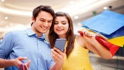 Mobile devices, digital signage working together | Retail Trends | Scoop.it