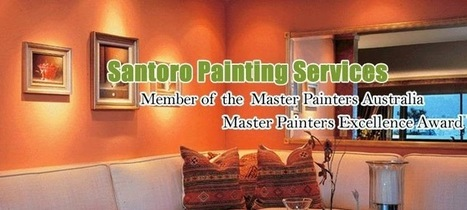 What to Look for in Residential Painters in Perth | Sam Santoro Painting Services Perth | Scoop.it