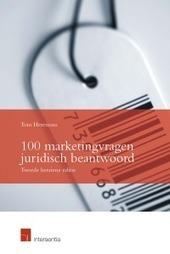 100 marketingvragen juridisch beantwoord   Aanwinstenlijst HB   Scoop.it