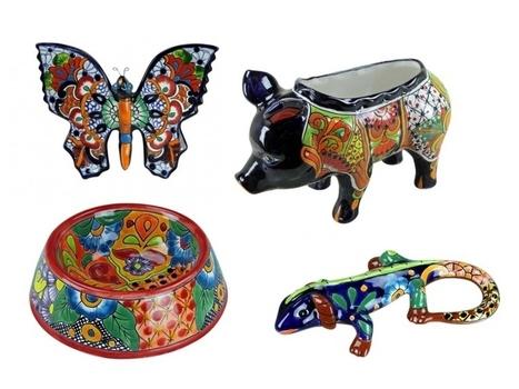 Talavera Pottery and Decor | Home Decor | Scoop.it
