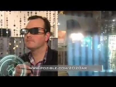 Explore Engage: The Future Of Augmented Reality CyberShack | ElectricTV.com | Augmented Reality News and Trends | Scoop.it