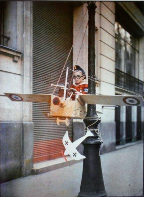 Les autochromes parisiens de Léon Gimpel | La boite verte | lifer tripledecker | Scoop.it