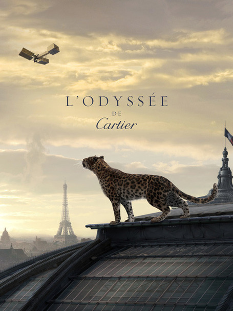 L'Odyssée de Cartier - Notre Oscar du Luxe - Web and Luxe - Blog Luxe Marketing | Digital Luxury Chronicles | Scoop.it
