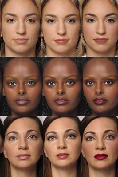 Las mujeres son más atractivas con menos maquillaje - Cosmopolitan TV España | Tendencias en imagen personal | Scoop.it