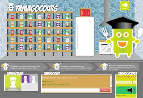 Tamagocours, un jeu numérique pour apprendre les règles de l'exception pédagogique au droit d'auteur | Innovations et nouvelles technologies au service de l'éducation | Scoop.it