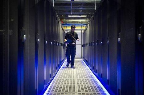 La Seine-Saint-Denis, eldorado français des «fermes de données»   Datacenters   Scoop.it