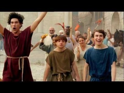 Ancient Roman Movies in 2014 and Beyond | Latin Language Blog | Classic languages | Scoop.it