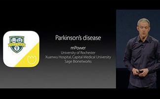 Apple highlights Parkinson's app | Parkinson's &  ALS Disease | Scoop.it