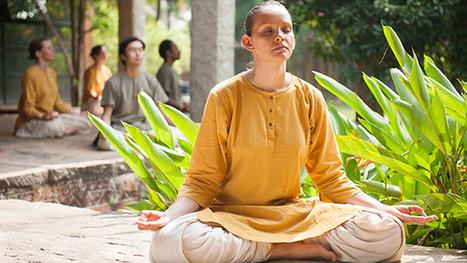 An Asana Can Change Your Life | The Isha Blog | Meditation | Scoop.it