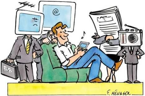 Les médias face à la révolution du mobile | Brand content & marketing et usages numériques | Scoop.it