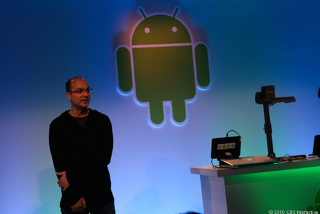 Android chief: We must 'double down' on tablets, win the market | Mobile in the Classroom | Scoop.it