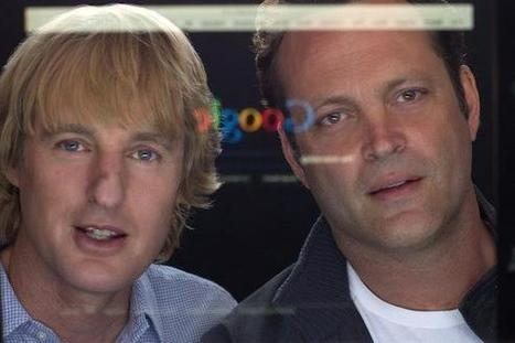 Google launches 2 Hour Recruiting Video Starring Owen Wilson and Vince Vaughn | The Recruiters Lounge | Gamification, employer brand and IT recruitment | Scoop.it