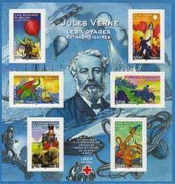 24 mars 1905 mort de Jules Verne   Racines de l'Art   Scoop.it