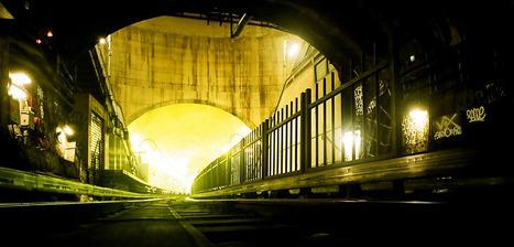 Demolition of the Paris Metro ★ sleepycity | waouh | Scoop.it