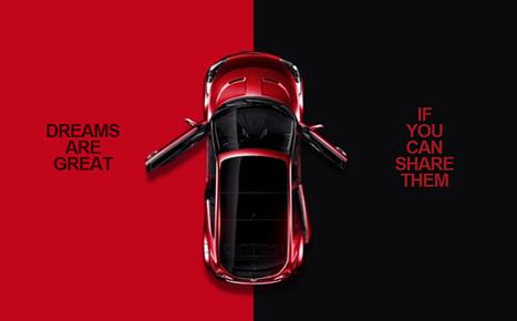 20+ Creative Automotive & Car Websites - Chromatix Blog   The Oscars for web design!   Scoop.it