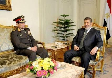 Egypt's Army: On the Outskirts of Politics | Égypt-actus | Scoop.it