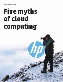 Five Myths of Cloud Computing - Techopedia Research Library   Science & Tech   Scoop.it