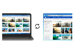 Selectively back up folders with SkyDrive | Stretching our comfort zone | Scoop.it