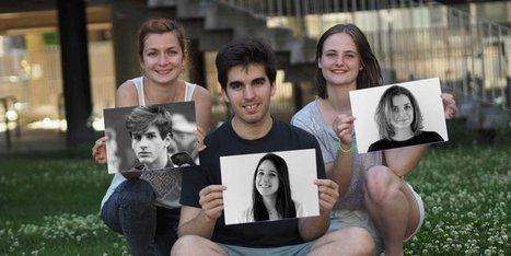 Bordeaux : six étudiants créent une plateforme pour mettre en relation lieux d'expo et artistes | CULTURE, HUMANITÉS ET INNOVATION | Scoop.it