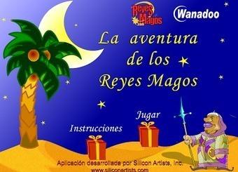 Las TIC en Primaria: Reyes Magos | Español para los más pequeños | Scoop.it