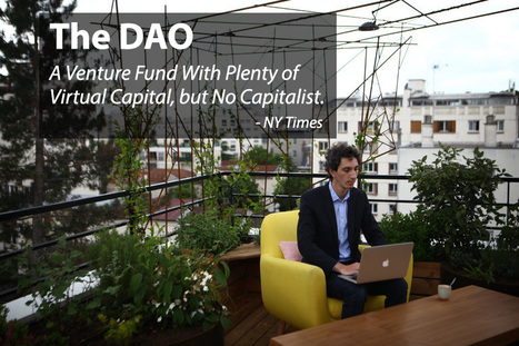 The DAO - A Venture Fund With Plenty of Virtual Capital, but No Capitalist | Bitcoin, Blockchain & Cryptocurrency News | Scoop.it