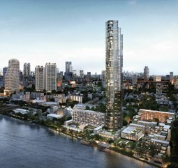 INTERNATIONAL: CGD, Four Seasons to Develop in Bangkok   Commercial Property Executive   International Real Estate   Scoop.it