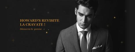 #Cravates pour la #tenuedumarié : Howard's #mariage  @_Howards   Objectif Mariage   Scoop.it