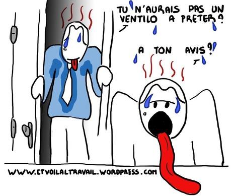 #063. Chaleur. Encore. | Grandjean Romain | Scoop.it