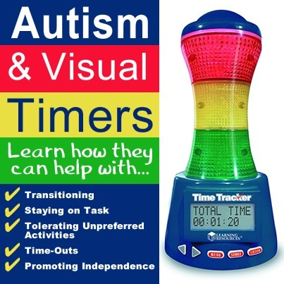 How To Use Visual Timers To Help People With Autism... | Autism How-To's | Scoop.it
