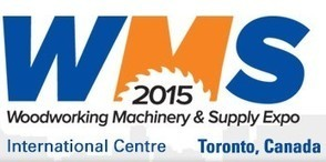 WMS 2015 Toronto Woodworking Show Registration Opens Soon - woodworkingnetwork.com | Woodworking machinery - dust collectors | downdraft tables | Scoop.it