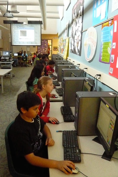 CCSS: Will school computers be able to handle new testing technology? | ArchIndy Tech Integration | Scoop.it