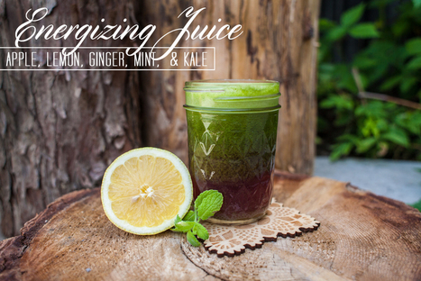 Energizing Juice   Zumos Naturales   Scoop.it