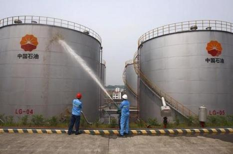 China strengthens hold over oil market as price maker | Grain du Coteau : News ( corn maize ethanol DDG soybean soymeal wheat livestock beef pigs canadian dollar) | Scoop.it