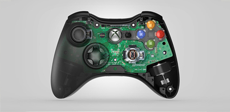 Oculus VR Acquires 'Carbon Design Group,' The Team That Helped Design The Xbox 360 Controller | Digital-News on Scoop.it today | Scoop.it
