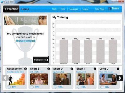 EZ Speak - Télécharger gratuitement - Anglais - Éducation | Nouvelles des TICE | Scoop.it