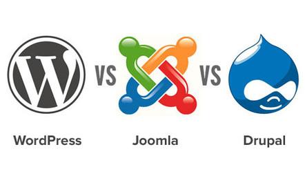 WordPress vs Joomla vs Drupal - Which One is Better? | online presence | Scoop.it